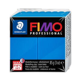 Modelliermasse FIMO Professional ofenhärtend 85g echt-blau Staedtler 8004-300 Produktbild