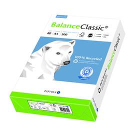Kopierpapier Balance Classic Recycling A4 80g weiß (PACK=500 BLATT) Produktbild