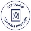 Etiketten Inkjet+Laser+Kopier 64,6x33,8mm auf A4 Bögen weiß Zweckform 3658-10 (PACK=240 STÜCK) Produktbild Back View S