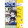 Etiketten Inkjet+Laser+Kopier 64,6x33,8mm auf A4 Bögen weiß Zweckform 3658-10 (PACK=240 STÜCK) Produktbild Additional View 1 S