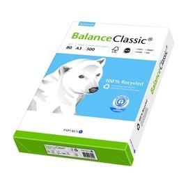 Kopierpapier Balance Classic Recycling A3 80g weiß (PACK=500 BLATT) Produktbild