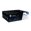 Toner 304A  für Color Laser Jet CM 2300/ 2720/CP2000 je 2800Seiten cyan/magenta/ yellow HP CF372AM (PACK=3 STÜCK) Produktbild