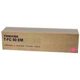 Toner T-FC50EM für E-Studio 2555/3055 33600Seiten magenta Toshiba 6AJ00000112 Produktbild