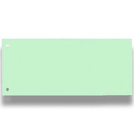 Trennstreifen Oxford 24x10,5cm grün 190g Karton 100205028 (PACK=100 STÜCK) Produktbild