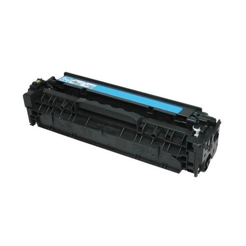 Toner (CE411A) für LaserJet Pro M300/400 Color 2600 Seiten cyan BestStandard Produktbild Front View L