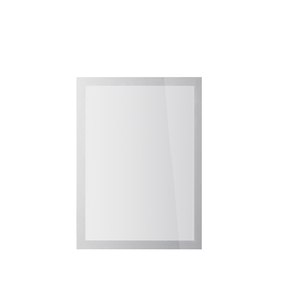 Informationsrahmen DURAFRAME SUN A4 silber selbstklebend Durable 4841-23 (PACK=2 STÜCK) Produktbild