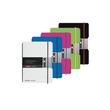 Notizheft flex A6 kariert pink 40 Blatt PP Herlitz 50016402 Produktbild Additional View 4 S