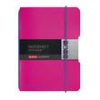 Notizheft flex A6 kariert pink 40 Blatt PP Herlitz 50016402 Produktbild Additional View 2 S