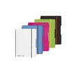 Notizheft flex A6 kariert pink 40 Blatt PP Herlitz 50016402 Produktbild Additional View 5 S