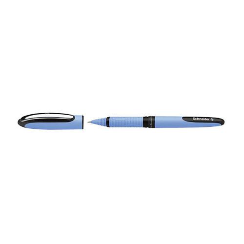 Tintenroller One Hybrid N 0,3mm schwarz Schneider 183401 Produktbild Front View L