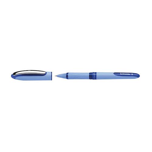 Tintenroller One Hybrid N 0,5mm blau Schneider 183503 Produktbild Front View L