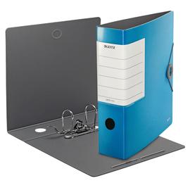 Ordner 180° Solid A4 82mm hellblau Kunststoff Leitz 1112-00-30 Produktbild