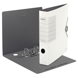 Ordner 180° Solid A4 62mm weiß Kunststoff Leitz 1113-00-01 Produktbild
