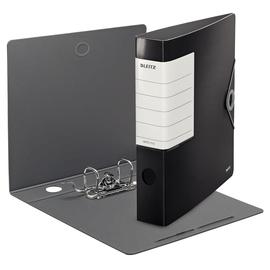 Ordner 180° Solid A4 62mm schwarz Kunststoff Leitz 1113-00-95 Produktbild