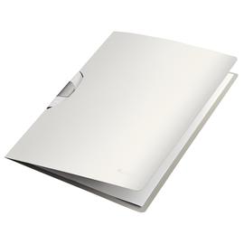 Klemmmappe Style ColorClip Professional A4 bis 40Blatt arktik weiß PP Leitz 4165-00-04 Produktbild