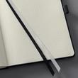Notizbuch CONCEPTUM Softwave punktkariert A4 213x295mm 194Seiten schwarz Hardcover Sigel CO108 Produktbild Additional View 1 S