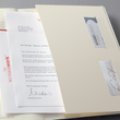 Notizbuch CONCEPTUM Softwave punktkariert A4 213x295mm 194Seiten schwarz Hardcover Sigel CO108 Produktbild Additional View 2 S