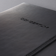 Notizbuch CONCEPTUM Softwave punktkariert A4 213x295mm 194Seiten schwarz Hardcover Sigel CO108 Produktbild Additional View 8 S