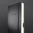 Notizbuch CONCEPTUM Softwave punktkariert A5 135x210mm 194Seiten dark grey Softcover Sigel CO309 Produktbild Additional View 6 S