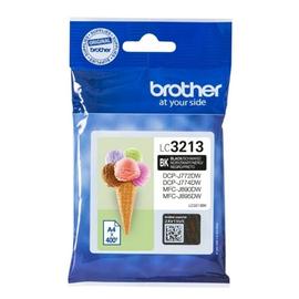 Tintenpatrone für DCP-J772/MFC-J890 400Seiten schwarz Brother LC-3213BK Produktbild