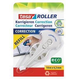 Nachfüllkassette Ecologo 4,2mm x 14m für Korrekturroller 59971 Tesa 59976-00002-05 (ST=14 METER) Produktbild