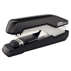 Heftgerät SUPREME Omnipress S060 bis 60Blatt für 24/6+24/8+26/6+26/8 schwarz/grau Rapid 5000552 Produktbild