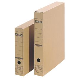 Premium Archiv-Schachtel mit Verschlusslasche 437x325x70mm Leitz 6085-00-00 Produktbild
