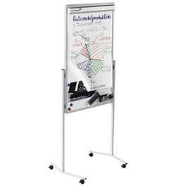 Multiboard PROFESSIONAL 75x120cm mit Rollen blau/weiß Legamaster 7-210400 Produktbild