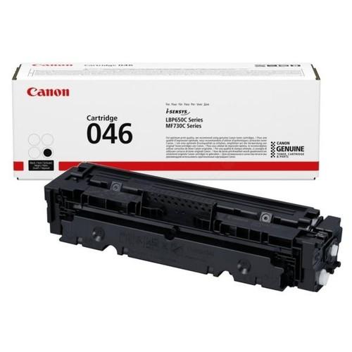 Toner CRG-046 für I-Sensys LBP-653/ MF-732 2300Seiten schwarz Canon 1250C002 Produktbild Front View L