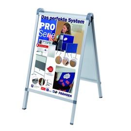 Kundenstopper Design A1 59,1x83,6cm für Außenbereich Franken BS1309 Produktbild