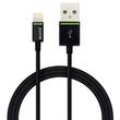 USB-Kabel Complete Lightning 1m schwarz Leitz 6212-00-95 Produktbild