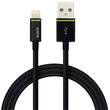 USB-Kabel Complete Lightning 2m schwarz Leitz 6213-00-95 Produktbild