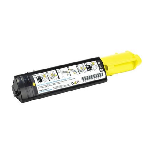 Toner für 3010cn 2000Seiten yellow Dell 593-10156 Produktbild Front View L