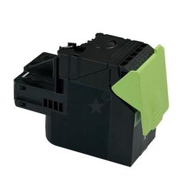 Toner (80C2SY0) für CX310/410/510 2000 Seiten yellow BestStandard Produktbild