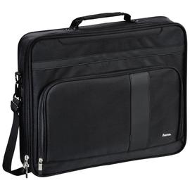 """Laptoptasche Dublin I 17,3"""" bis 44cm 46x37x7cm schwarz Hama 00101765 Produktbild"""