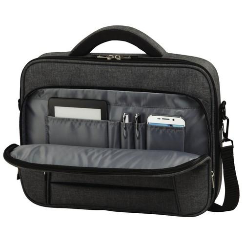 """Laptoptasche Business 15,6"""" bis 40cm 41x35x10cm schwarz Hama 00101576 Produktbild Additional View 1 L"""