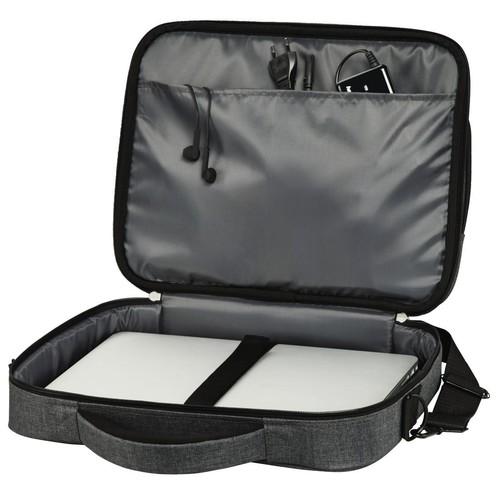 """Laptoptasche Business 15,6"""" bis 40cm 41x35x10cm schwarz Hama 00101576 Produktbild Additional View 2 L"""