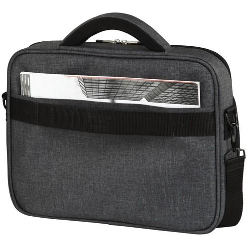 """Laptoptasche Business 15,6"""" bis 40cm 41x35x10cm schwarz Hama 00101576 Produktbild Additional View 3 L"""