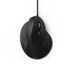 Optical Mouse EMC-500 vertikal ergonomisch 6 Tasten USB schwarz Hama 00182698 Produktbild
