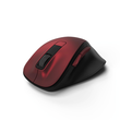 Wireless Optical Mouse MW-500 6 Tasten rot Hama 00182634 Produktbild