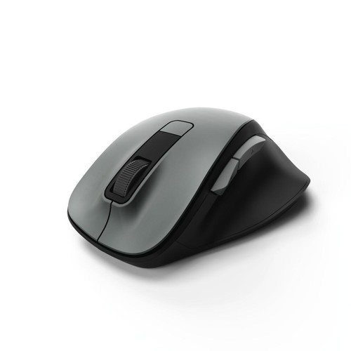 Wireless Optical Mouse MW-500 6 Tasten anthrazit Hama 00182633 Produktbild