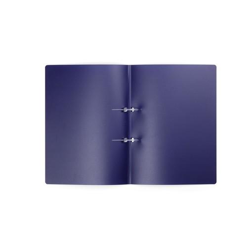 Schlaufenhefter 230x315mm für 30Blatt dunkelblau PP Durable 2503-07 Produktbild Additional View 1 L