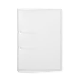 Schlaufenhefter 230x315mm für 30Blatt transparent PP Durable 2503-19 Produktbild