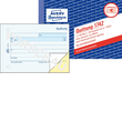 Quittung für Kleinunternehmer A6 quer 2x40Blatt Mwst nicht ausgewiesen selbstdurchschreibend Zweckform 1742 Produktbild