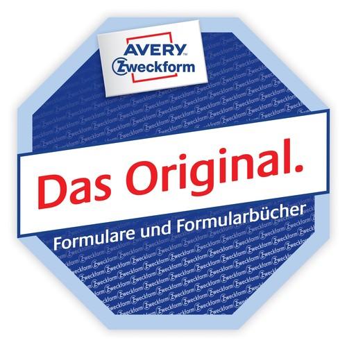 Quittung für Kleinunternehmer A6 quer 2x40Blatt Mwst nicht ausgewiesen selbstdurchschreibend Zweckform 1742 Produktbild Side View L
