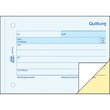 Quittung für Kleinunternehmer A6 quer 2x40Blatt Mwst nicht ausgewiesen selbstdurchschreibend Zweckform 1742 Produktbild Additional View 3 S