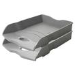 Briefkorb LOOP für A4 259x63x351mm dunkelgrau Kunststoff HAN 10290-191 Produktbild Additional View 1 S