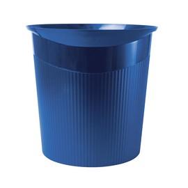 Papierkorb LOOP 13l blau Kunststoff HAN 18140-14 Produktbild
