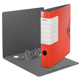 Ordner 180° Solid A4 62mm hellrot Kunststoff Leitz 1113-00-20 Produktbild