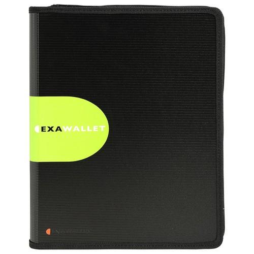 Konferenzmappe Exawallet A4 mit Taschenrechner Exacompta 55534E Produktbild Additional View 2 L